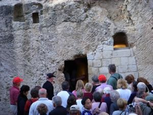 Israel Tour Pictures: The Garden Tomb