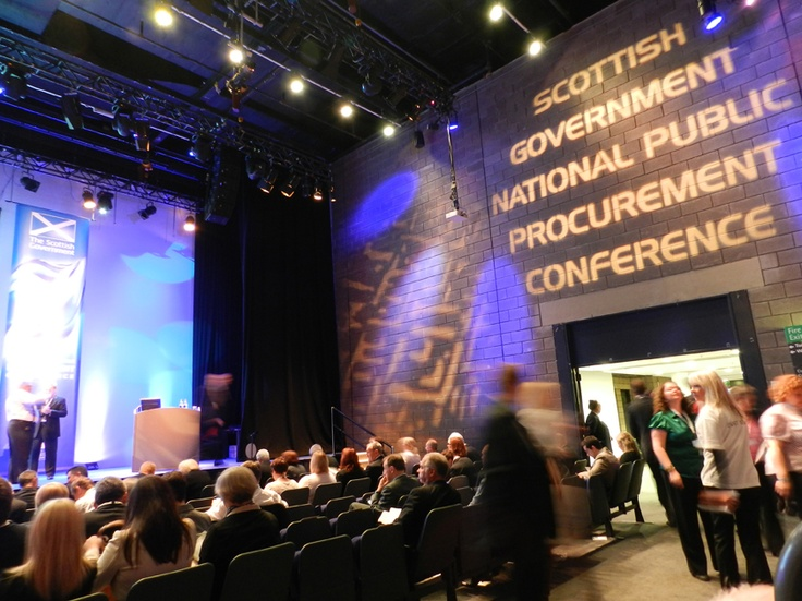 Procurex Scotland incorporates the Scottish Government National Public Procurement Conference, now in its eighth year!