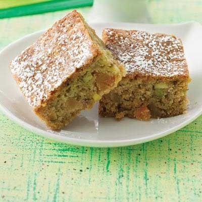 #Pear #Pistachio #Ginger #Bars