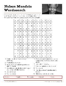 It's just an image of Massif Nelson Mandela Worksheets