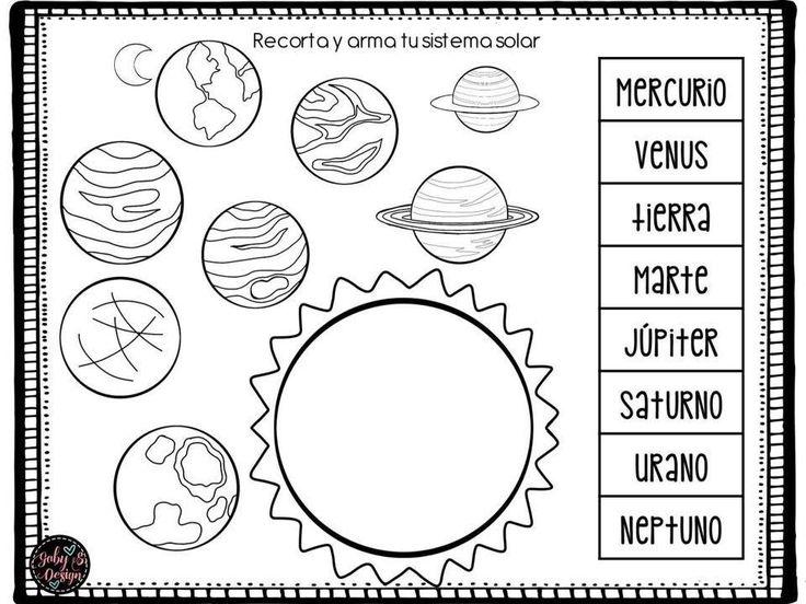 Nuestro Sistema Solar (6)