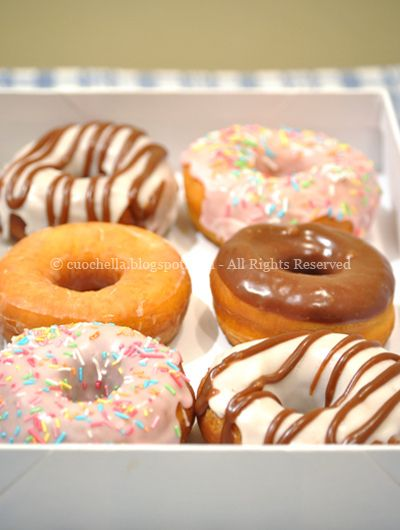 Cuochella: Donut o doughnut