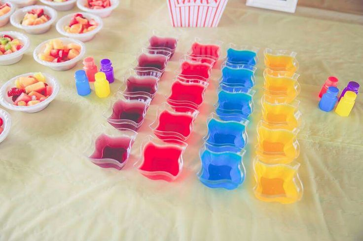 Wiggles coloured Jelly
