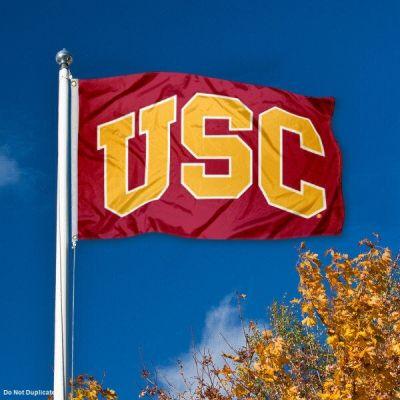 USC Trojans Flag