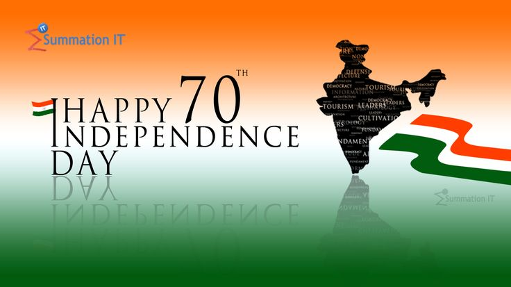 "#vandemataram Celebrating 70th #Independence Day at ""Summation IT"".  There's a lot to say and describe, But to make it short.  We wish every #Indian a very #happyindependenceday.  We proudly salute our brave defence forces on this #independenceday #Jaihind."