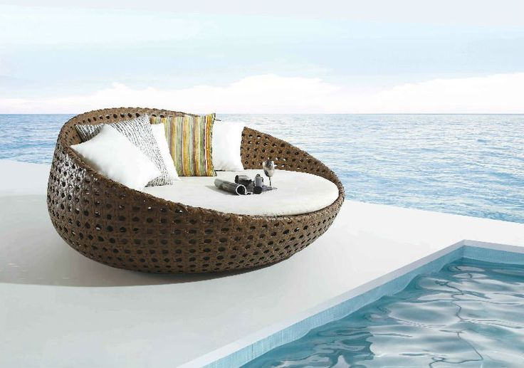 I wish I could find this outdoor lounge! Outdoor Pinterest - outdoor mobel set tribu