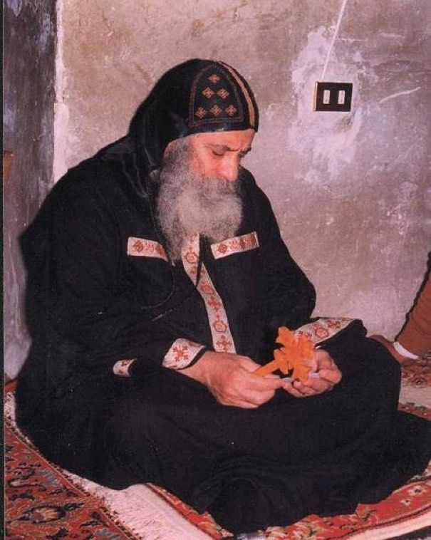 Do not begin a work without first taking power from above. Strive to obtain this power with all your weakness with all your prayers and with all your actions and then you shall witness God. - Pope Shenouda  #orthodox #orthodoxy #orthodoxchurch #christian #wisdomofthefathers #popeshenouda by wisdomofthefathers