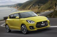 """New Suzuki Swift Sport launched as 970kg featherweight warm hatch Popular pocket rocket turns to turbocharged power for its third generation  Suzukihas launched itsthird-generation Swift Sport at the Frankfurt motor showwith confirmation that it tips the scales at just 970kg.  The car's featherweight mass is 75kg less than that of the previous Swift Sport and comes as part of""""a complete redesign"""" that the brand promises will deliver """"an all-new level of excitement for sport-minded drivers…"""