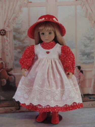 Sweet-Valentine-Dress-for-Effner-Little-Darling-Doll-13-034-by-Victoreeanna