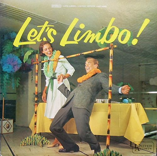 Limbo...use to love to do this..now my body wouldnt bend that way...lol