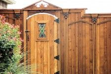 Best 98 Gates And Fences Images On Pinterest Garden Deco
