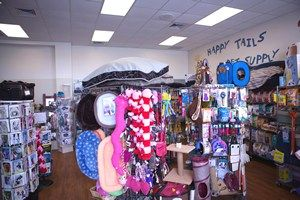 "Pet Supplies – Gifts for Houston Homeless Animals at CAP #test #a #pet http://pet.remmont.com/pet-supplies-gifts-for-houston-homeless-animals-at-cap-test-a-pet/  Happy Tails Pet Supply Gift Shop Open 7 days a week, CAP's attractive ""Happy Tails"" Pet Supply Shop (located in the CAP shelter) offers adopters convenient access to the supplies they will need to get their new pets off to a safe, healthy and happy start. In addition, we offer animal-related gift items for family and friends. Come…"