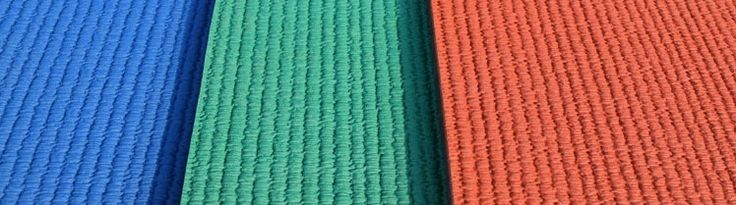 6mm-15mm Colorful Prefabricated Synthetic Rubber Running track.