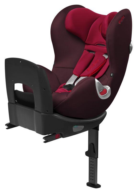 Автокресло Cybex Sirona, Strawberry  Цена: 11582 UAH  Артикул: 514105012  Инновационная конструкция автокресла Cybex Sirona гарантирует больше безопасности для детей, больше комфорта и больше места для ног.  Подробнее о товаре на нашем сайте: https://prokids.pro/catalog/avtokresla/avtokresla_0_1_ot_0_do_18_kg/avtokreslo_cybex_sirona_strawberry/