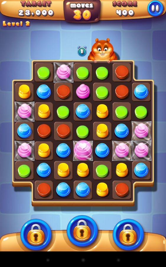 Sweet Mania - screenshot