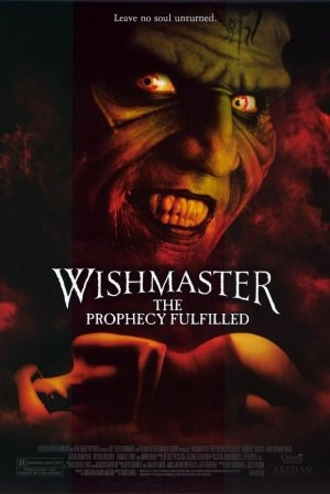 Wishmaster 4: la profezia maledetta - Original title: Wishmaster 4: the prophecy fulfilled - Directed by: Chris Angel - Country: USA - Release date: 2002
