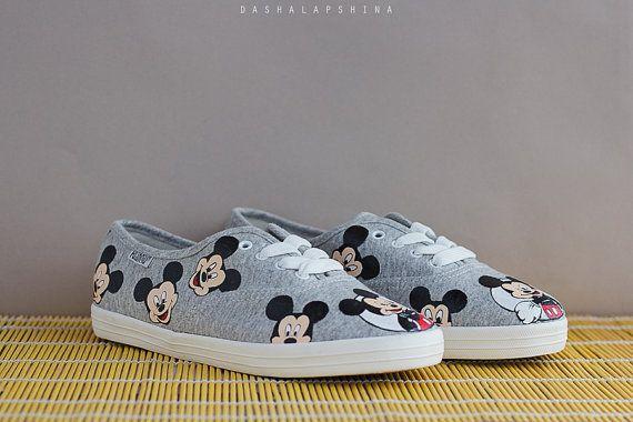 17 Mejores Ideas Sobre Zapatos De Mickey Mouse En