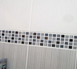 Zamora White-Grey Bathroom Wall Tile