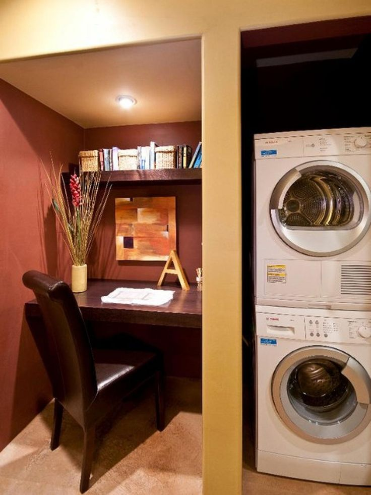 287 best home laundry room design art misc ideas for Utility room office