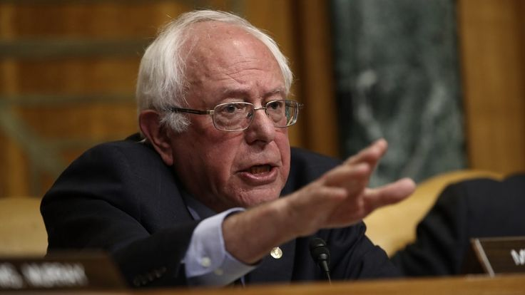 Sen. Bernie Sanders to oppose Trump's deputy budget director pick over religious views