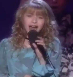 "Christina Aguilera Sings Whitney Houston's ""I Have Nothing"" on The Mickey Mouse Club in 1993! (VIDEO)"