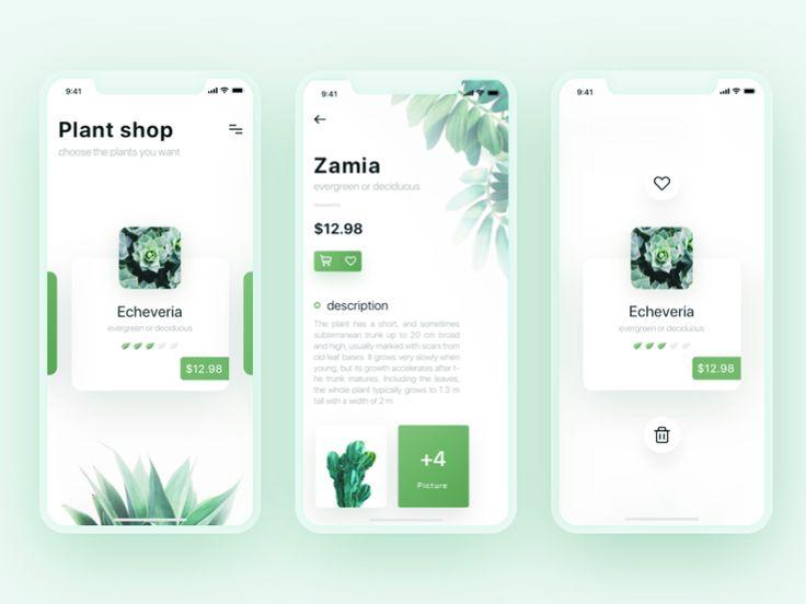 Plant Shop by Margie_Y