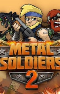 #wattpad #action Metal Soldiers 2 combines the adrenaline of platform-style games with the action of 2d shooters. Use the pad to move around and tap to jump and shoot. Use different guns and grenades too! Blow up all enemies in Metal Soldiers 2! Kill them all in this amazing shooter game.  http://ms2.gamesped.com M...