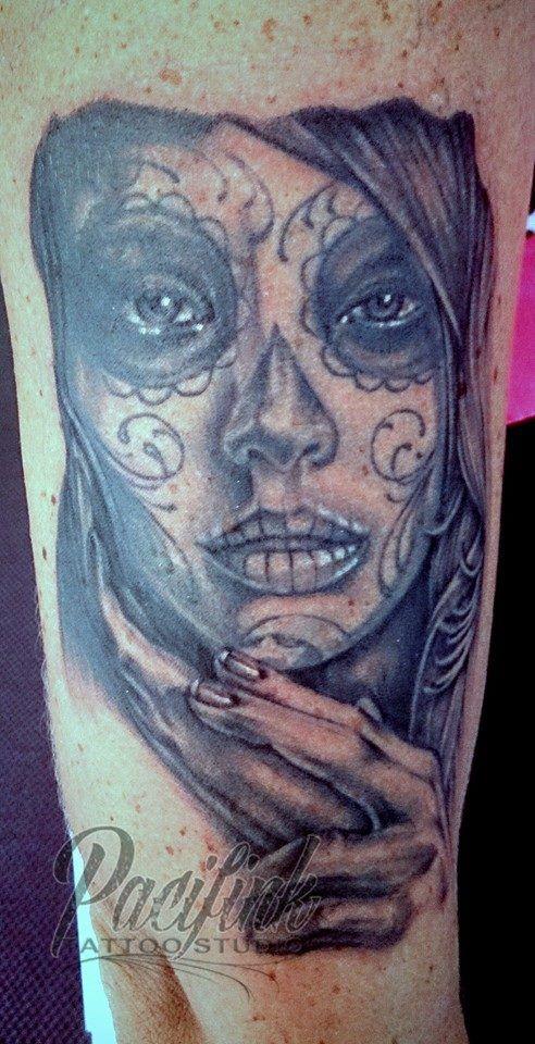 meurtos portrait from Pacifink Tattoo