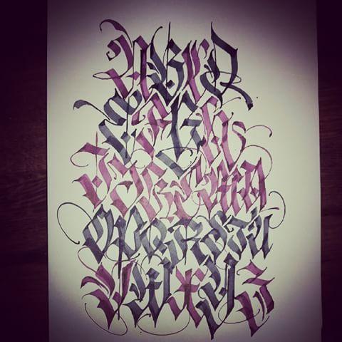 358 Best Images About Graffiti Alphabet On Pinterest