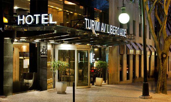 Week-End Lisbonne Carrefour Voyages, promo séjour Lisbonne pas cher au Hotel Turim prix promo Voyages Carrefour à partir de 349,00 €