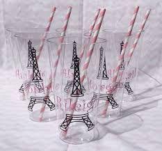 Resultado de imagem para lembrancinha de aniversário festa paris