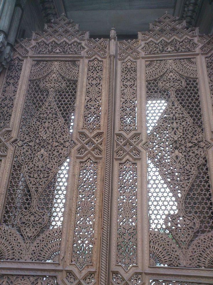 ciragan palace doors