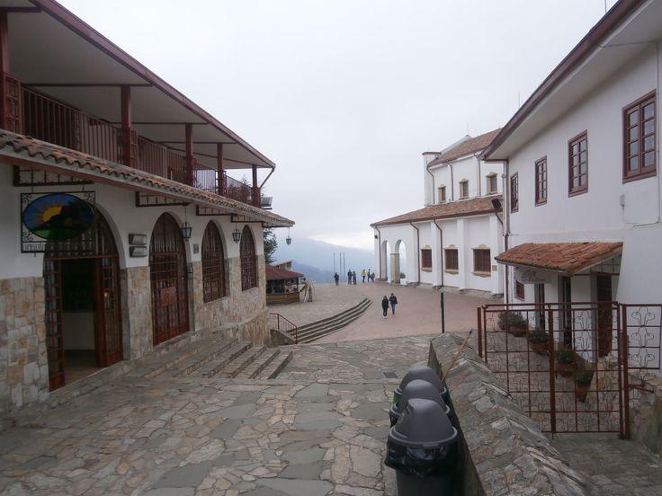 Arquitectura española (Monserrate)