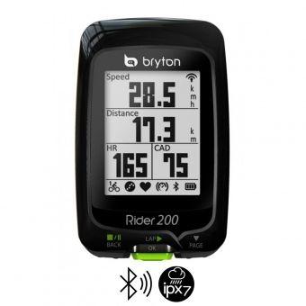 Compteur vélo RIDER 200 e-GPS