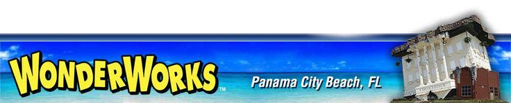 WonderWorks Panama City Beach, FL