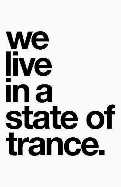 WE LIVE IN A STATE OF THANCE. Trance Playlist