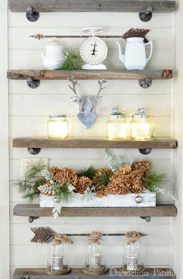 25+ Best Ideas about Reclaimed Wood Shelves on Pinterest | Diy wood ...