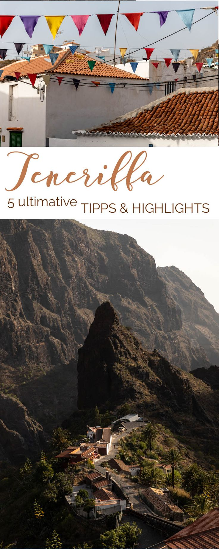 Teneriffa – 5 Highlights & Reisetipps – coloronagreyday