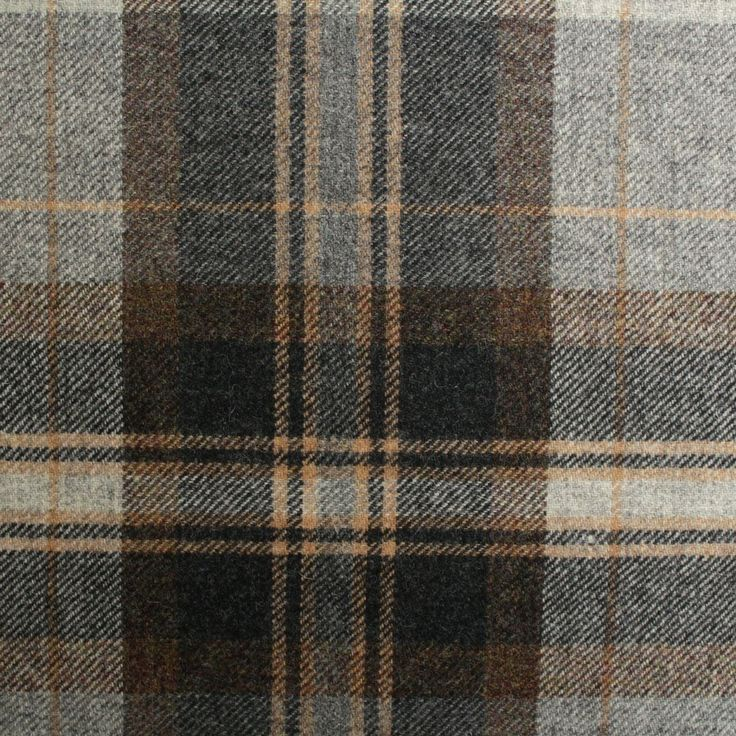 100 Traditional Scotish Upholstery Wool Woven Tartan Check  · Plaid  CurtainsTweed ...