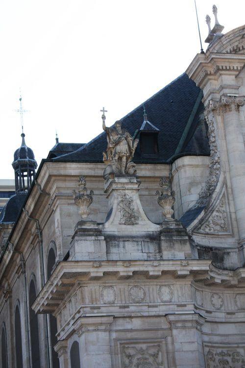 Ville de Nancy - Eglise Saint-Sébastien Proposé par Anonymous