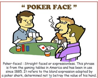 what is the meaning of poker