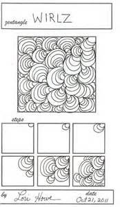 zentangle patterns for beginners - Yahoo Image Search Results                                                                                                                                                                                 Plus