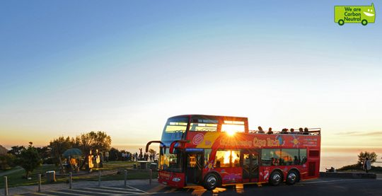 Experience the city lights and sights in Cape Town at sunset and after dark, with the new Night Bus Tour!
