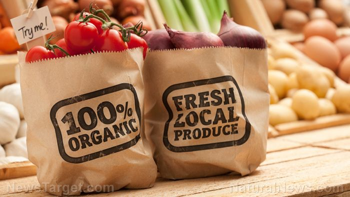 Consumers continue to demand clean food as organic market has doubled since 2007 – NaturalNews.com