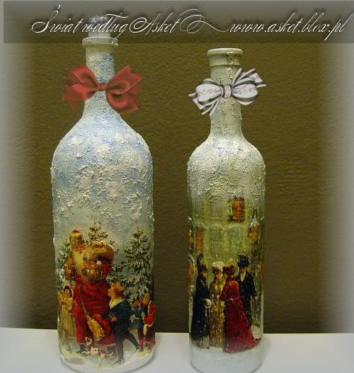 211 best decoupage christmas images on pinterest - Tegole decorate istruzioni ...