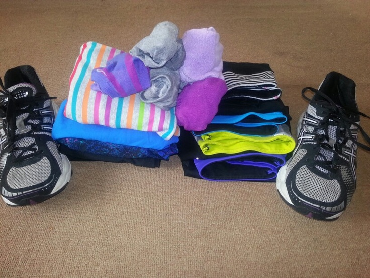 My most recent fitness/workout clothing haul. Video will be posted on http: