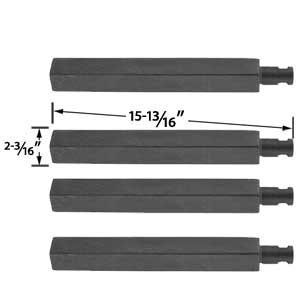 4 PACK REPLACEMENT CAST IRON GRILL BURNER FOR GLEN CANYON, CHARBROIL 61252705, 463241004, 463241904, VIRCO 720-0032 AND THERMOS 461252705 GAS MODELS Fits Compatible Glen Canyon Models :  720-0026-LP Glen Canyon , 720-0104 , 720-0104-NG Glen Canyon , 720-0145 Glen Canyon , 720-0145-LP Glen Canyon , 720-0145-NG Glen Canyon , 720-0152-LP Glen Canyon Read More @http://www.grillpartszone.com/shopexd.asp?id=33837&sid=15762