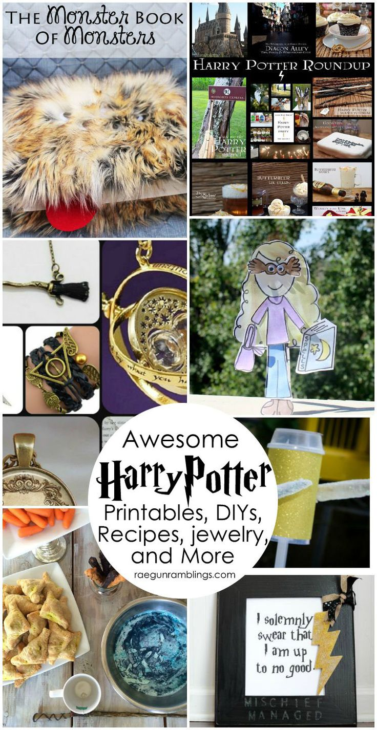 Love this! Everything Harry Potter! recipes, crafts, party ideas, travel tips and more. so awesome