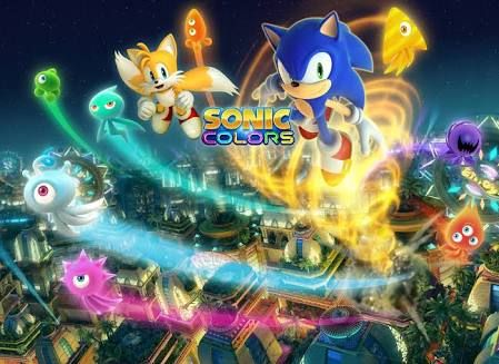 「Soniccolors」の画像検索結果