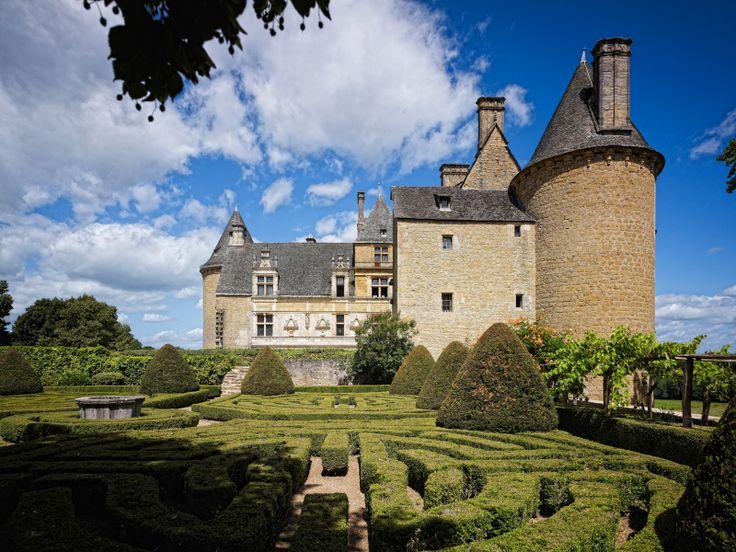 Château de montal à Saint-Jean-Lespinasse